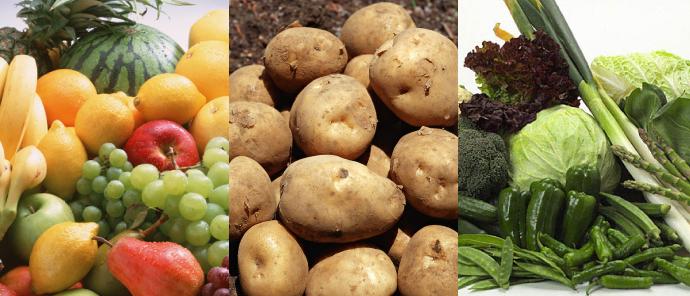 緑の食品群